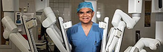 Robotic Surgery at the Forefront in the Fight against Obesity