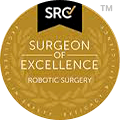 Surgeon of Excellence in Robotic Surgery